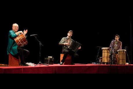 آلبوم نغمات قدیمی موسیقی خراسان منتشر شد