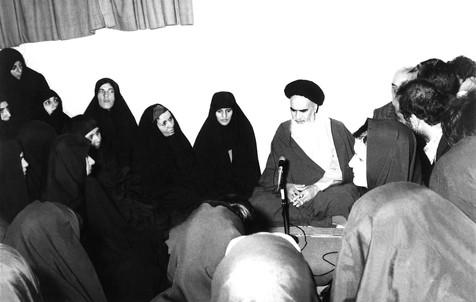 علت پیام عذرخواهی امام از بانوان جنوب تهران چه بود؟