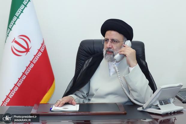 گفت و گوی تلفنی رئیسی و پوتین/ ابراز امیدواری روسای جمهور ایران و روسیه برای دیدار در آینده نزدیک