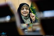 ابتکار: امیدواریم حضور زنان در لیگ برتر نیز محقق شود