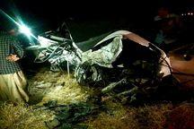 تصادف در جاده دهدشت - چرام۳ کشته و یک زخمی برجا گذاشت