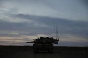 ویدئوی لحظه اصابت موشک کرنیت به اتومبیل نظامی اسرائیلی