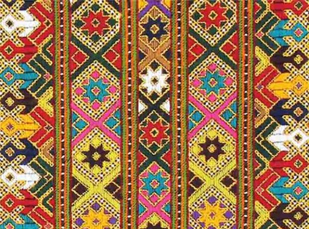 هدف جشنواره مدولباس چابهار تجاری سازی سوزن دوزی بلوچی است