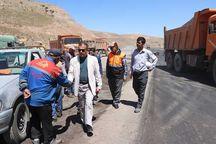عملیات ساماندهی محورهای شهری، روستایی و ورودیهای شهر میانه آغاز شد