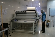 فعالیت تولید کنندگان ورامین برای تأمین مواد بهداشتی سه شیفت شد