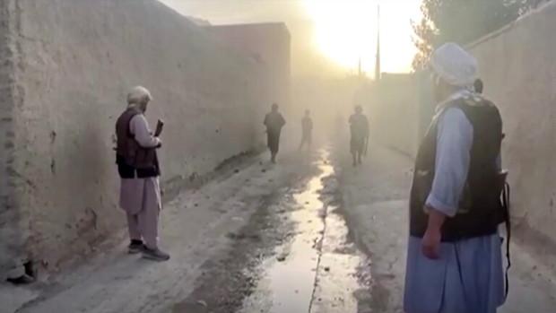طالبان مدعی اشغال 90 درصد مرزهای افغانستان شد