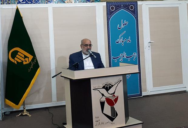 65 هزار تن زیرپوشش خدمات بنیاد شهید قم قرار دارند
