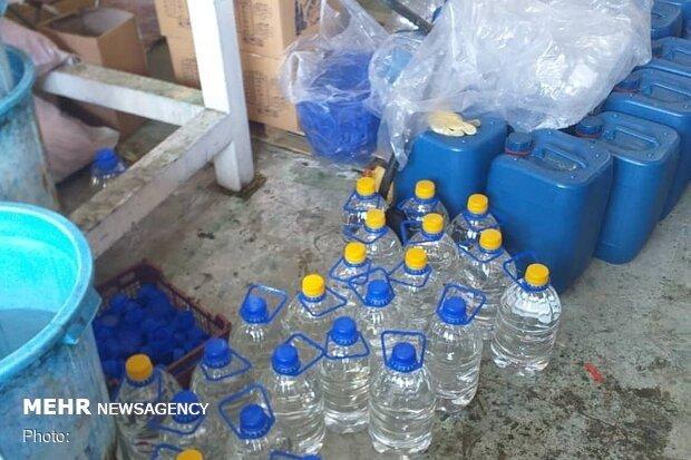 مصرف الکل صنعتی جان یک نفر را در پارس آباد مغان گرفت