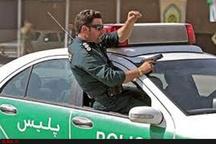 انهدام باند سرقت مسلحانه در تعقیب و گریز پلیس خوزستان