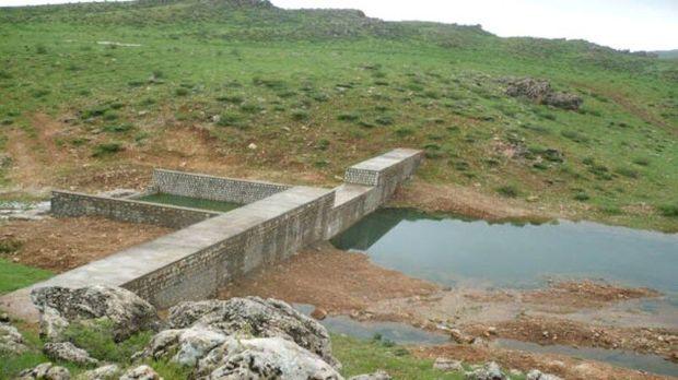 طرحهای آبخیزداری ۲ روستای بستانآباد امسال اجرا میشود