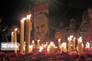 آمریکا جرات رویارویی با شهید سلیمانی را نداشت