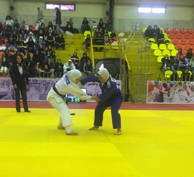 بانوان جودوکار خراسانی چهار مدال کشوری به دست آوردند