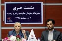 مدیرعامل: 26 هزار میلیارد ریال برای قطارشهری تبریز هزینه شد