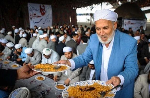 سوگواری اهل سنت گلستان برای شهدای کربلا در روز تاسوعا