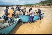 مردم 2 میلیارد و756 میلیون ریال به سیلزدگان دلفان کمک کردند