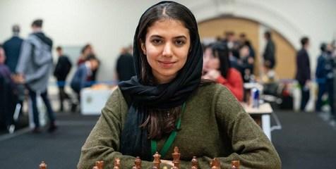 کرونا دامان بانوی اول شطرنج ایران را هم گرفت