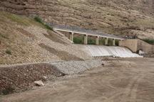 پیشرفت 80 درصدی طرح بازسازی سد کشتگر ارومیه در 2 ماه گذشته