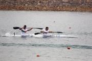 احمد احمدی از کسب سهمیه قایقرانی المپیک بازماند