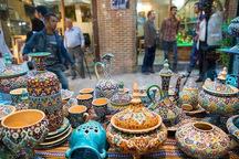 نمایشگاه صنایع دستی غرب کشور در سقز گشایش یافت