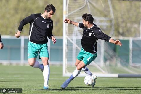 برنامه آخرین تمرینی تیم ملی پیش از بازی با سوریه
