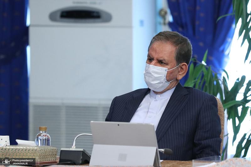 حضور سران قوا در جلسه شورای عالی هماهنگی اقتصادی