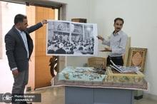 پیش همایش هنری کارگاهی«یاد دوست» در نگارستان امام خمینی اصفهان برگزار شد