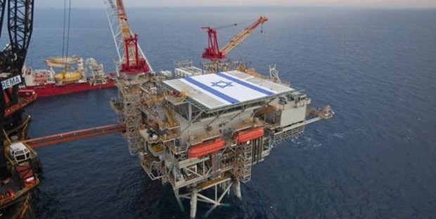 رژیم صهیونیستی مجبور به توقف تولید گاز در نزدیکی غزه شد