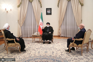 نشست سران سه قوه به میزبانی رئیس جمهور