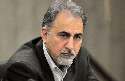 اولین ویدیو از حضور نجفی در پلیس آگاهی تهران