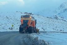 21 هزار کیلومتر باند از جاده های استان مرکزی برفروبی شد