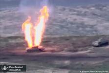توقف فعالیت فرودگاه باکو/ انتشار تصاویر اجساد نظامیان/ احتمال استفاده از موشک اسکندر