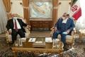 وزیر امور خارجه عراق با شمخانی دیدار کرد