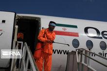 مدیر فرودگاههای فارس:شرکتهای هواپیمایی باید پروتکل بهداشتی را رعایت کنند
