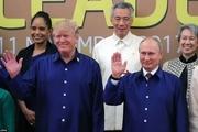 هشدار ترامپ به پوتین: من پیروز خواهم شد!