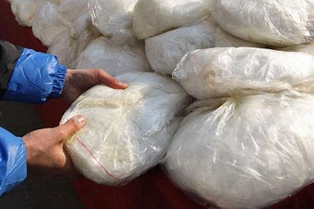 افزون بر یک تن موادمخدر در یزد کشف شد
