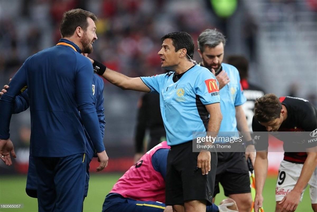 تایید بازگشت فغانی به فوتبال ایران/ داور بین المللی ایران: به زودی به کشور برمیگردم