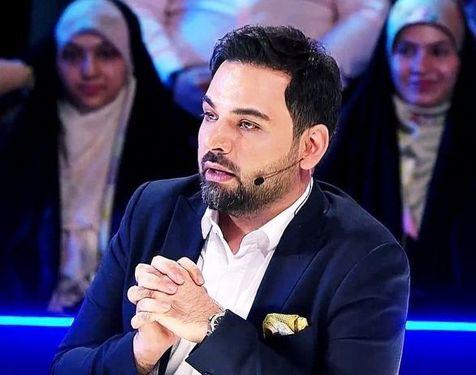 کنایه احسان علیخانی به تیکه کلام رویا نونهالی/ ویدیو