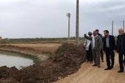 پل نهر ابتر اروندکنار بازسازی و آماده بهره برداری شد