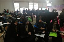 در آخرین روز ثبتنامِ انتخاباتِ مجلس،  جمعی از زنان اصلاحطلب هم آمدند