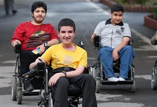 دانش آموزان استثنایی آذربایجان غربی سالن ورزشی ندارند