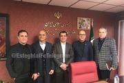 فتحی رسما مدیرعامل استقلال شد و سعادتمند رئیس هیات مدیره+ عکس