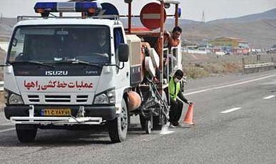 یک هزار و ۶۳۴ کیلومتر از جادههای آذربایجانشرقی خطکشی شد