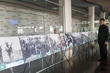 عکس های انقلاب به فرودگاه ارومیه شور حماسی بخشید
