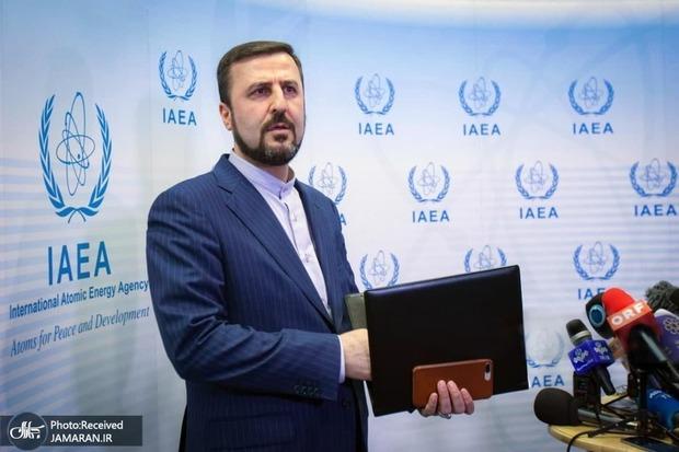 نماینده ایران به آژانس اتمی هشدار داد