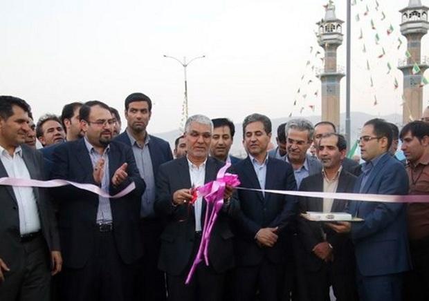 24 طرح شهرداری شیراز به بهره برداری رسید