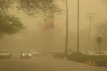 پیش بینی توفان گرد و خاک و بازگشت سرما به استان یزد