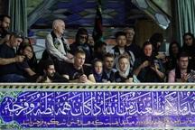 100 گردشگر خارجی از عزاداری یزدی ها در مسجد حظیره دیدن کردند