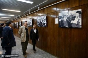 دیدار جمعی از هیئت موسس حزب راه ملت با سید حسن خمینی
