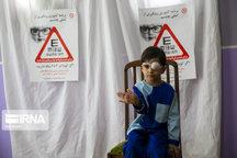 غربالگری بینایی برای ۱۶ هزار کودک سمنانی انجام شد