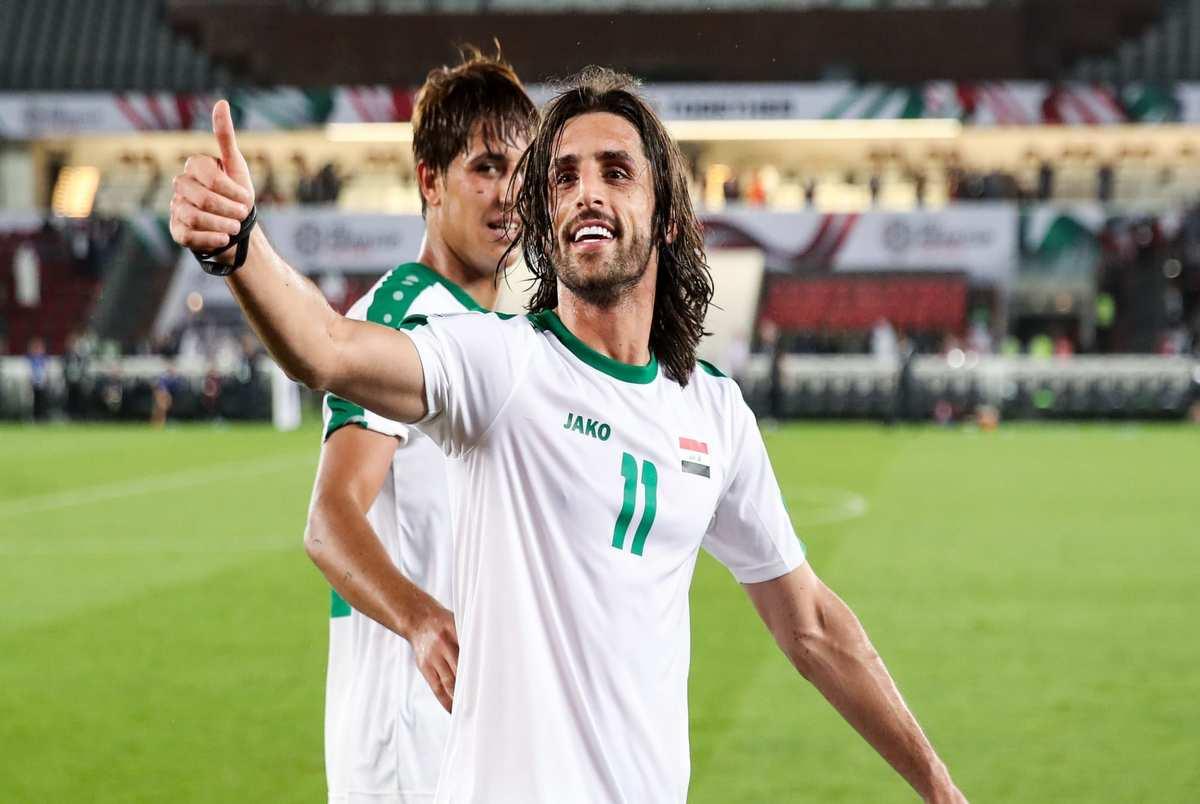 3 بازیکن کلیدی عراق در آستانه محرومیت از دیدار با ایران